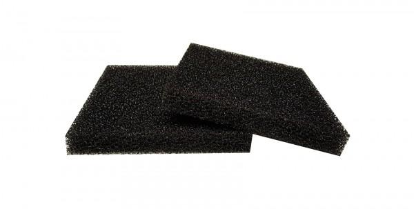 Filterschaum Polyester PPI 15 schwarz-20mm
