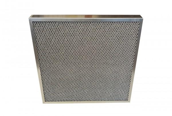 Aluminium-Gestrickfilter / Fettfangfilter