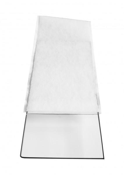 Fan Coil Überzugsfilter 222 mm Breite